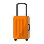 思いの詰まったスーツケース