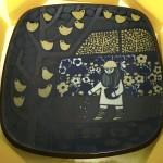 フィンランドお気に入りの品【アラビアの1976年イヤープレート〜フィスカルスにて〜】