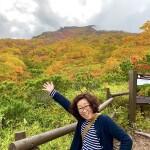 北海道の紅葉を見てきました