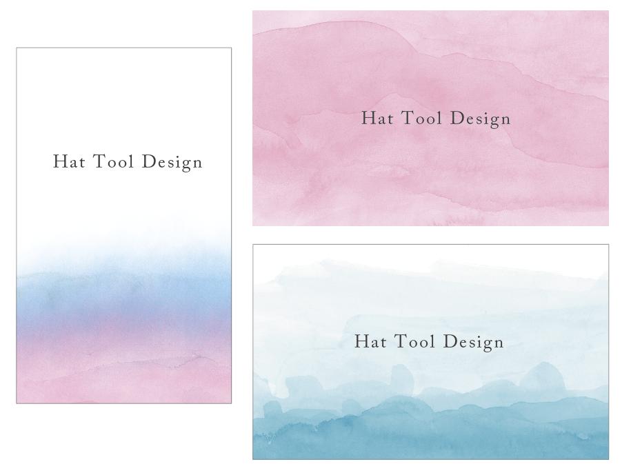 手描き素材にphotoShopで色をつける